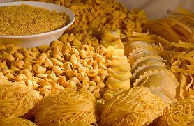 Rodzaje włoskiego makaronu