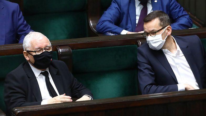 Kaczyński zdradził, jak długo Morawiecki będzie premierem