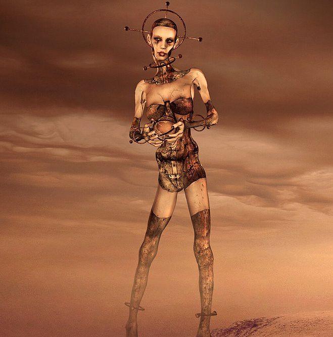 Teorie spiskowe o Marsie