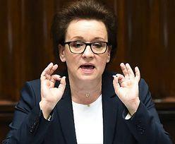 Zalewska: Beata Szydło to osoba o wielkich zasługach jako premier