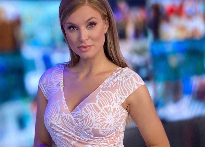Karolina Pajączkowska znów zachwyca. Wyśmienicie podkreśliła sylwetkę