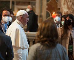Papież ma dość. Błagalne wołanie głowy Kościoła