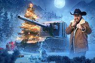 Święta w World of Tanks. Zamiast Mikołaja – Chuck Norris - Chuck Norris w World of Tanks