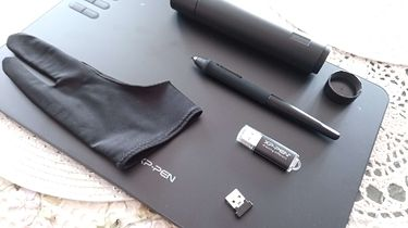 Recenzja tabletu graficznego XP-Pen Deco 03
