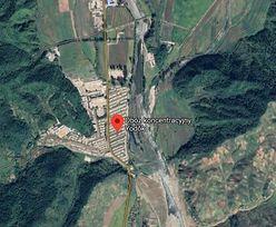 """Miejsce """"gorsze od Auschwitz"""". Porażające, co wyświetla Google Maps"""