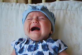 Ból brzucha u niemowlaka