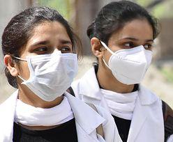 W Indiach żyje 1,3 miliarda ludzi. Rekordowy skok zakażeń koronawirusem