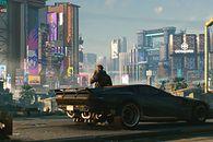 """Cyberpunk 2077 na nowej tesli. Elon Musk: """"wydajność na poziomie PS5"""" - Cyberpunk 2077"""