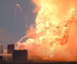 Nieudany test rakiety SpaceX. Starship eksplodował