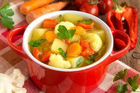 Zupa jarzynowa - tradycyjna, z kalafiorem