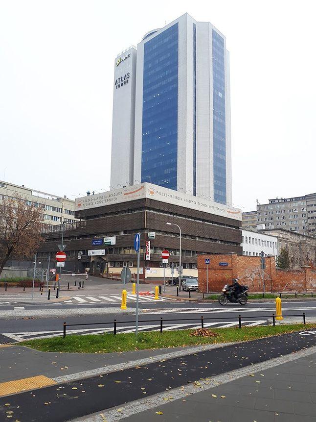Atlas Tower i Centrum Sterowania Polską ;)