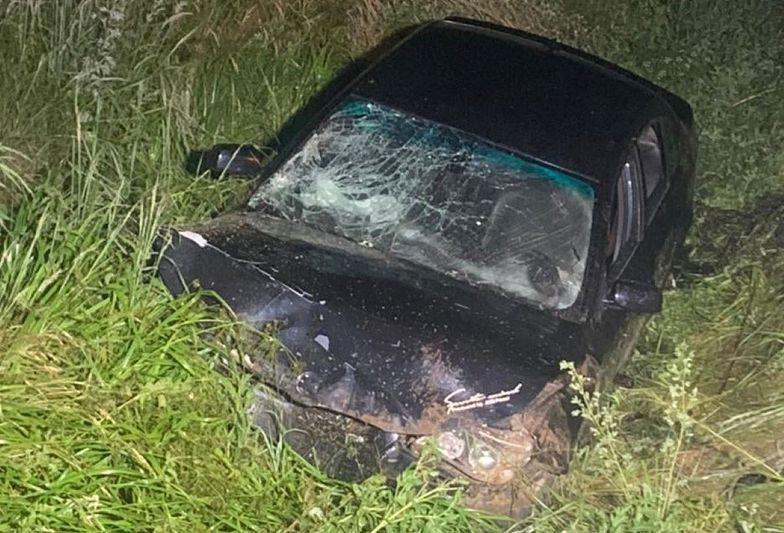 11-latek wiózł autem pijanego ojca. Zginął na miejscu