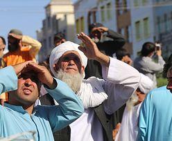 Ludzie w Heracie patrzyli z przerażeniem. To ma być ostrzeżenie