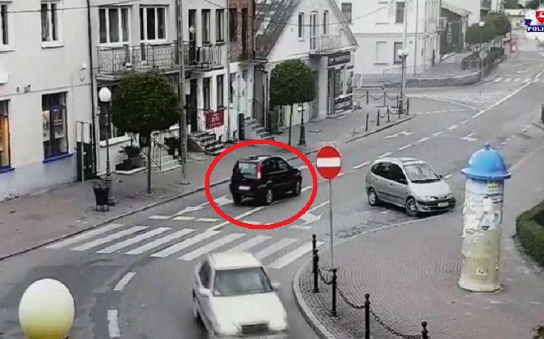 Zgłosiła kradzież forda. Prawda zaskoczyła wszystkich