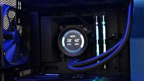 240 mm vs. OC procesora - Kraken Z53 w akcji