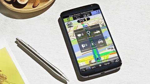 AutoMapa 4.6 na Androida dostępna z nowym czytelnym interfejsem