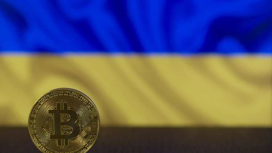 Ukraina bardziej postępowa niż Polska. Przyjmuje ustawę o uznaniu i uregulowaniu kryptowalut