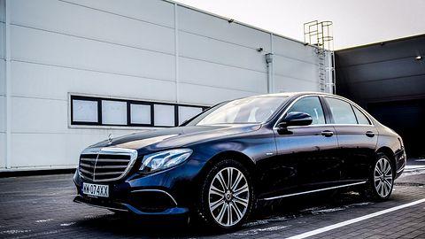 Mercedes z trzecim poziomem autonomiczności. Niestety, może skończyć jak Audi A8