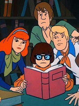 Która postać ze Scooby'ego Doo jest Twoim studenckim alter ego?
