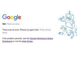 """Google """"padł"""". Poważna awaria na całym świecie. Na Twitterze wrze"""