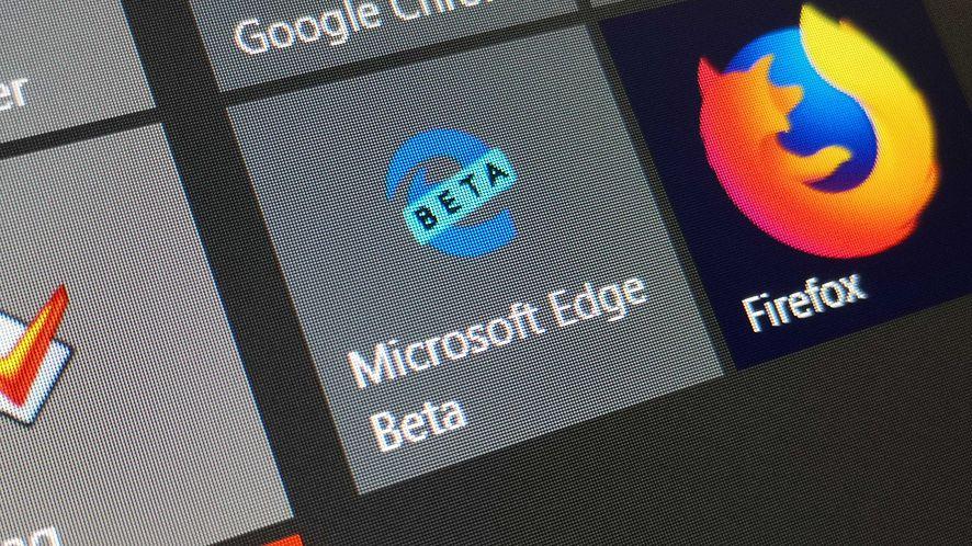 Edge Beta z Chromium dostał pierwszą aktualizację, fot. Oskar Ziomek