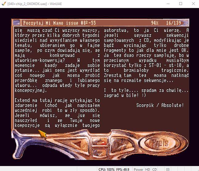 Polemika Scorpika z Xtd
