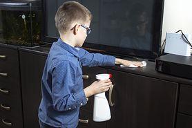 Jak sprzątać pokój dziecka? Gdzie jest najwięcej roztoczy?