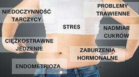 Wygląd brzucha może świadczyć o konkretnej chorobie