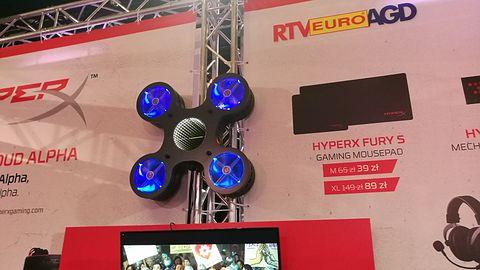 IEM2018: komputer na ścianie, polski projekt obudowy na IEM Expo. Konkurs!