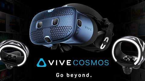 HTC Vive Comos od października w sprzedaży. VR od HTC bardziej dopracowany