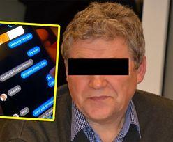 Polityk PiS wysyłał dzieciom nagie zdjęcia