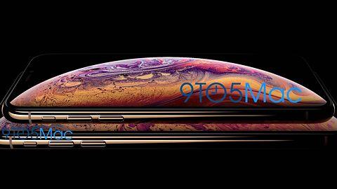 Nowe iPhone'y XS na pierwszym zdjęciu. Pojawią się w kolorze adekwatnym do ceny