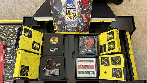 Niektórzy już mają kolekcjonerki Cyberpunka 2077. CD Projekt Red reaguje [Aktualizacja]