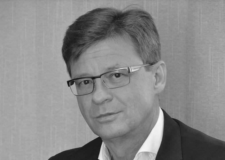 Nie żyje Dariusz Wolke. Od lat był związany z warszawskim samorządem