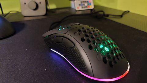 Genesis Krypton 550 - lekka myszka dla graczy, w rozsądnej cenie