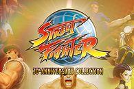 Capcom przypomni 30 lat Street Fightera. Hurtowo!