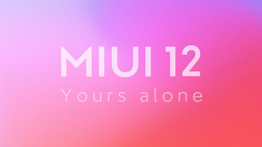 Lista smartfonów z MIUI 12 widnieje na dole artykułu /Fot. Xiaomi
