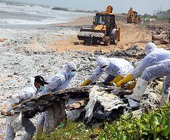 Piękne plaże na Sri Lance to przeszłość. Doszło do katastrofy