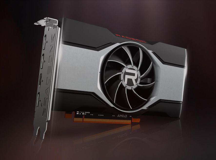 AMD Radeon RX 6600 trafia do sprzedaży. Powtórka sytuacji z wariantem XT - Radeon RX 6600