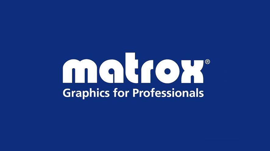 Lorne Trottier jest wyłącznym właścicielem Matrox (fot. Matrox)