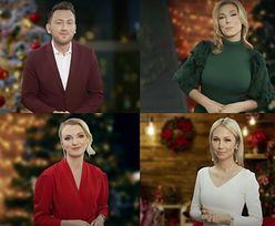 Niebywałe talenty. Dziennikarze TVP nagrali kolędę. Błyszczą głównie 2 osoby