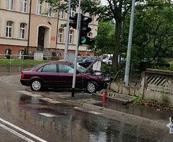 W Wałbrzychu skradziono audi. Za kierownicą 13-latek