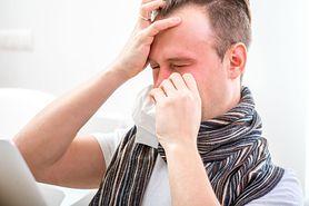Suchy kaszel - najgorszy objaw przeziębienia