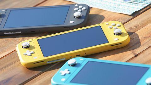 Nintendo Switch Lite. Znamy cenę i datę premiery tańszej wersji konsoli