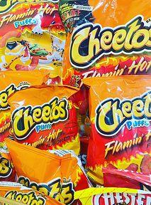 Flamin' Hot Cheetos – cudze chwalicie, bo jest kultowe i trudno dostępne
