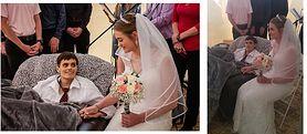 Wziął ślub, kilka godzin później zmarł. Młody żołnierz przegrał z rakiem