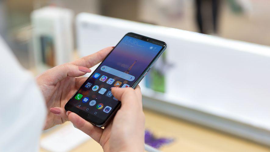 Nowe smartfony Huaweia coraz bliżej. (depositphotos)