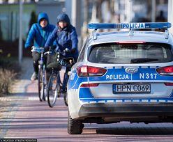 Warszawa. Policja zatrzymała auto. Za kółkiem... 9-latek