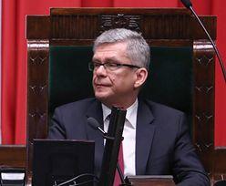Karczewski: My dbamy o Polaków, a opozycja jedynie knuje