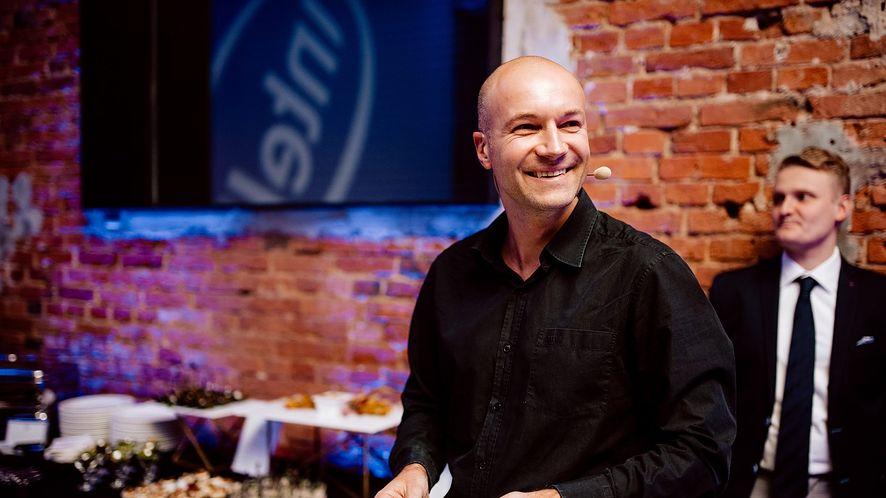 Paweł Pilarczyk, fot. Intel